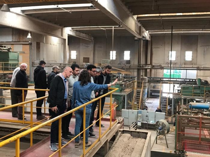 Visitas a fábrica y charlas técnicas