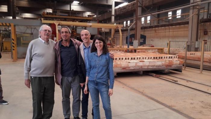 Visitas a fábrica y charlas técnicas | Palmar