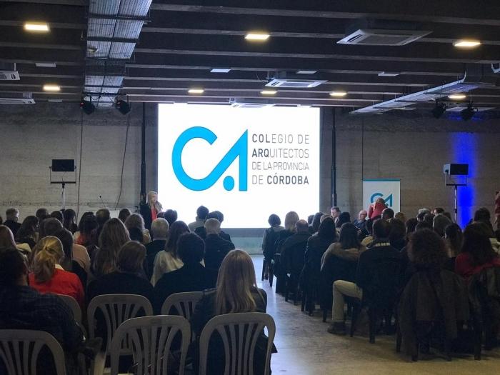 Presentes en el congreso nacional de arquitectura   Palmar